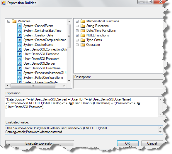 SSIS – Another SQL Geek