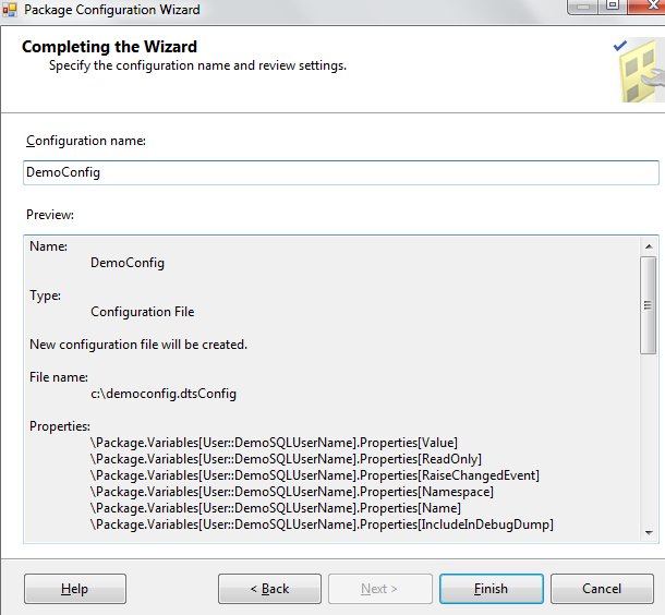 SSIS Dynamic Connections Part 1 – Another SQL Geek